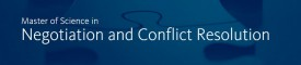 M.S. Program in Negotiation and Conflict Resolution, Columbia University
