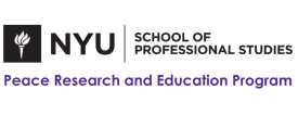 NYU Peace Research and Education Program at the Center for Global Affairs